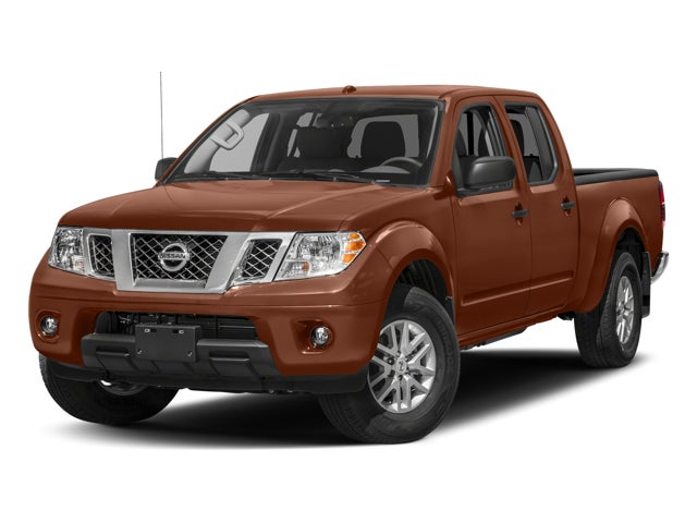 New 2017 Nissan Frontier Sv V6 4wd For Sale Skokie Il N8048
