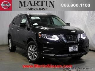 new 2018 nissan rogue for sale skokie il chicago. Black Bedroom Furniture Sets. Home Design Ideas