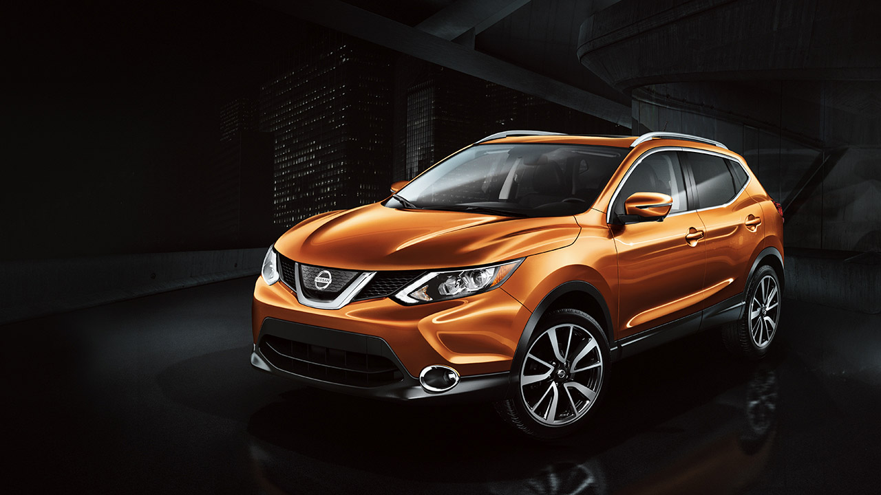 Why You Should Be Excited about the 2017 Nissan Rogue Sport