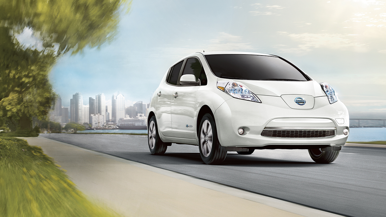 Why You Should Go Green With The 2017 Leaf Electric And Hybrid Cars
