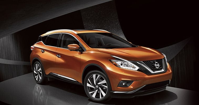 Rogue Model Research 2016 Nissan Vs Murano Performance