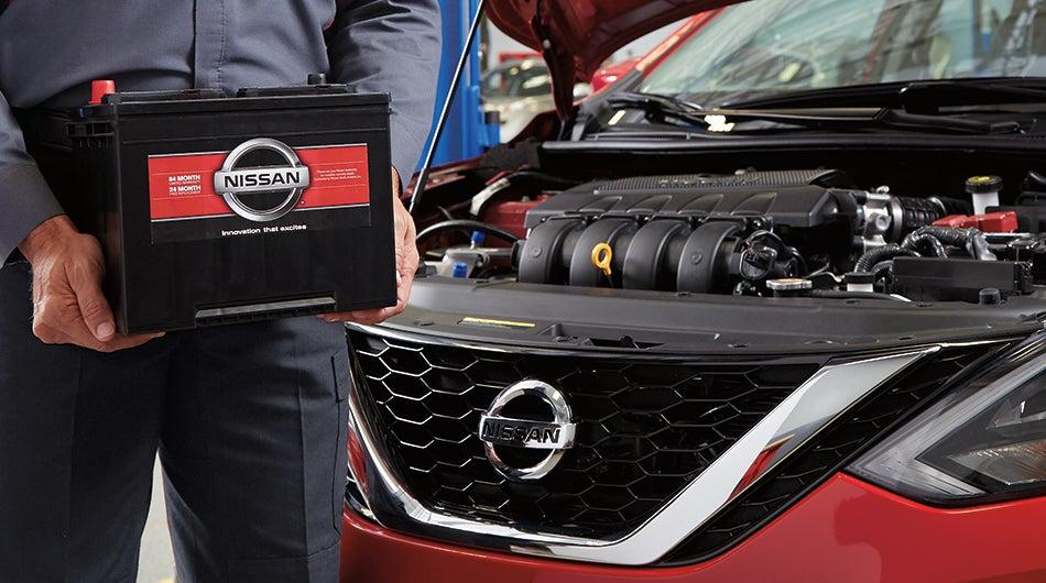 Nissan Battery Replacement Martin Nissan Specials Skokie Il